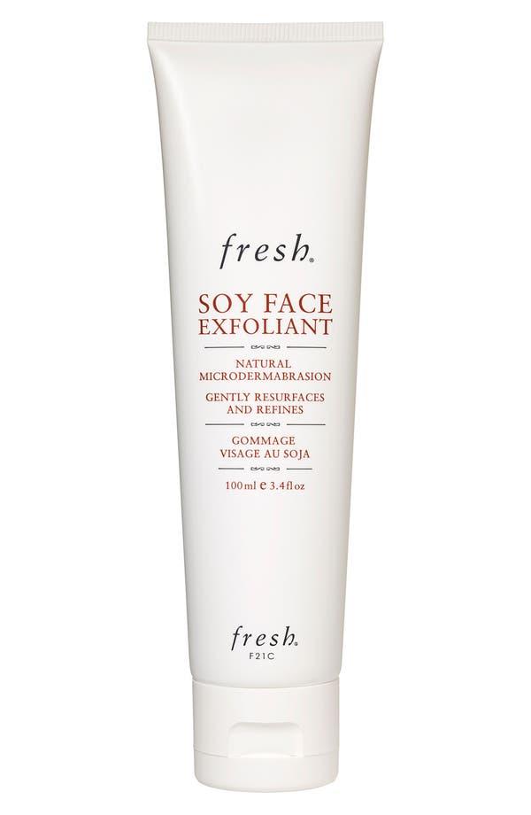 Main Image - Fresh® Soy Face Exfoliant