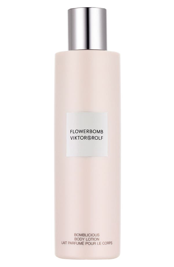 Alternate Image 1 Selected - Viktor&Rolf 'Flowerbomb' Bomblicious Body Lotion