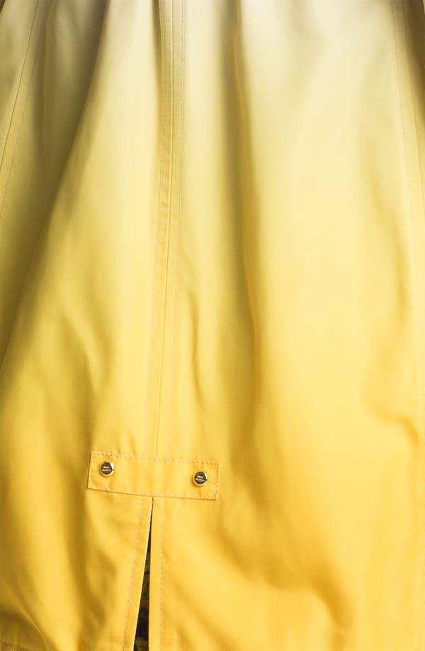 Alternate Image 4  - Steve Madden Ombré Coat with Detachable Hood