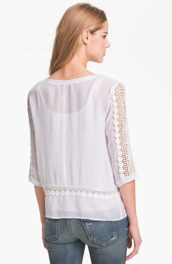 Alternate Image 2  - KUT from the Kloth 'Bailey' Lace Top