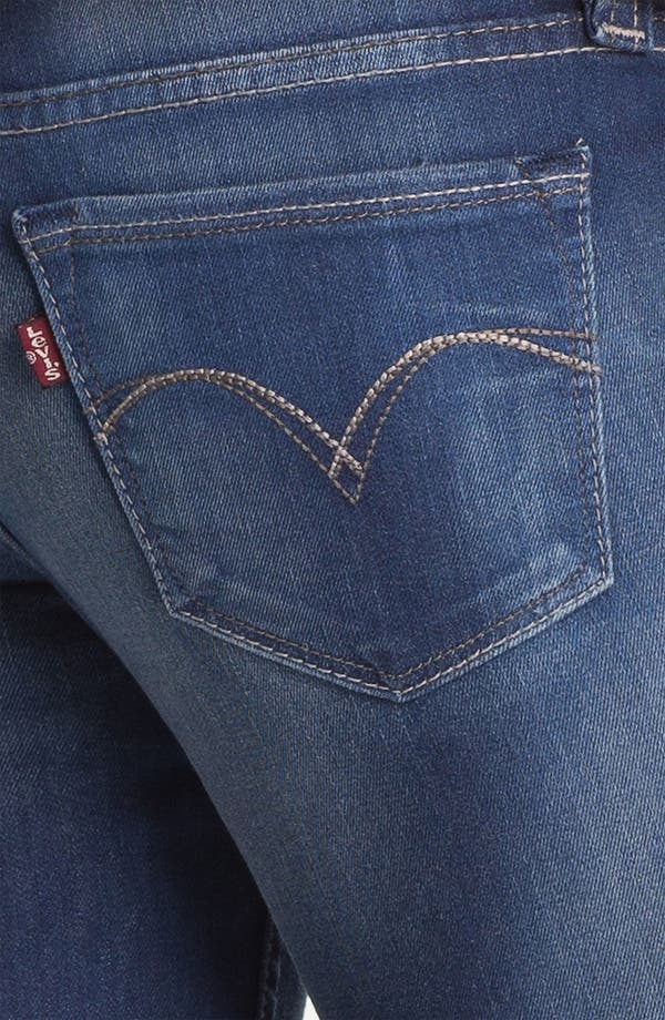 Alternate Image 3  - Levi's® Stretch Denim Skinny Jeans
