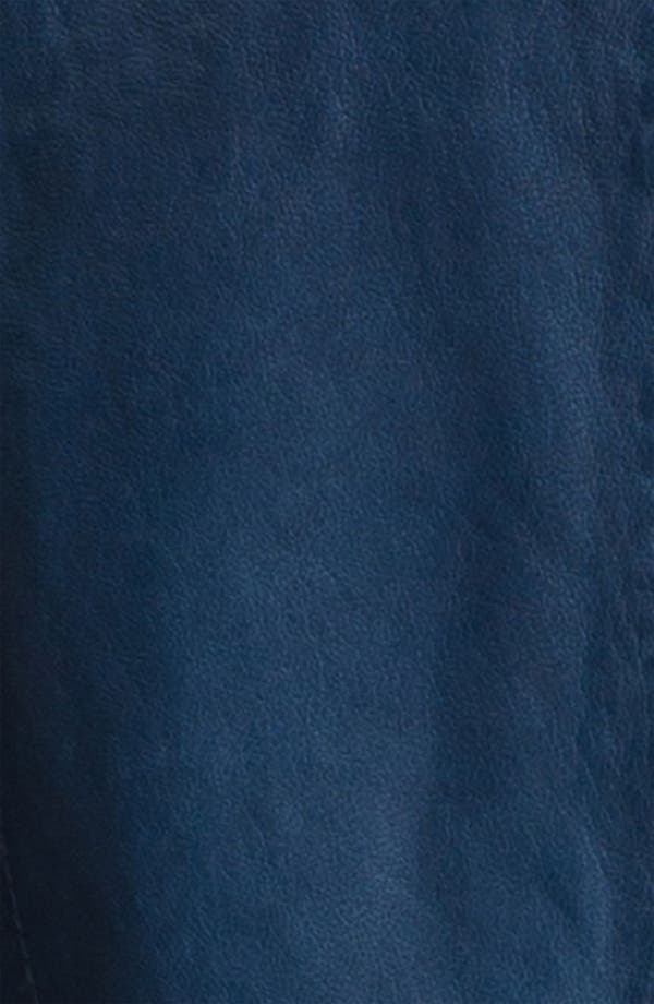 Alternate Image 3  - Lucky Brand 'Belden' Leather Jacket