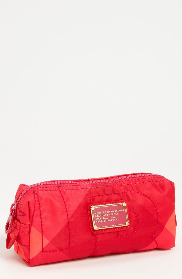 Alternate Image 1 Selected - MARC BY MARC JACOBS 'Pretty Nylon - Stacey' Narrow Cosmetics Case