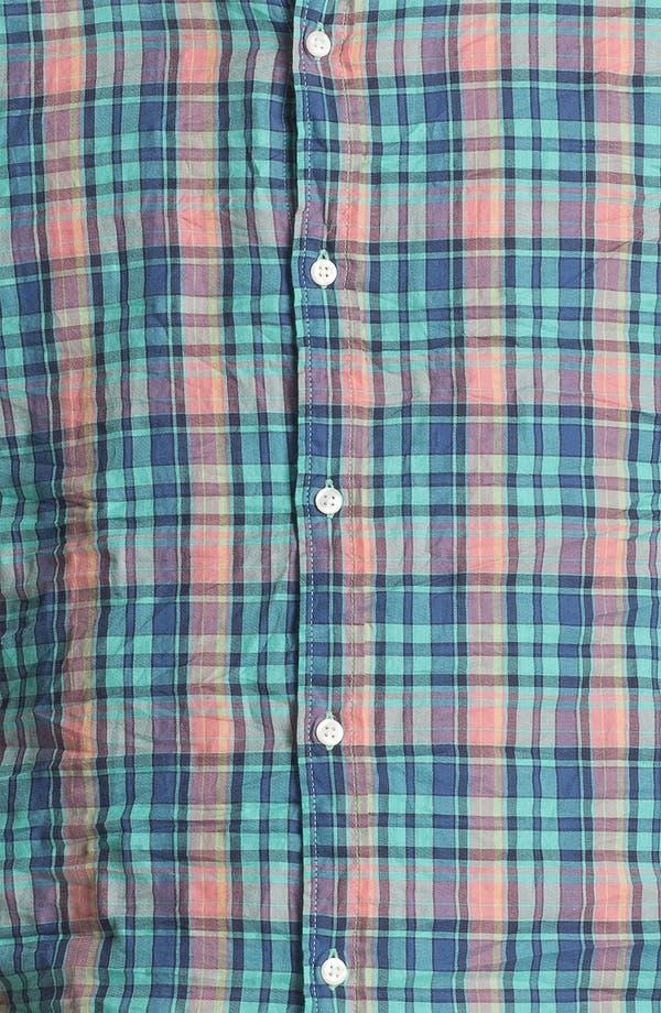 Alternate Image 2  - Scotch & Soda Plaid Woven Shirt