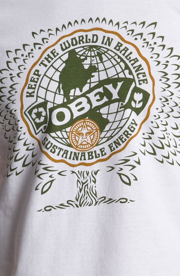 Alternate Image 3  - Obey 'World Balance' T-Shirt