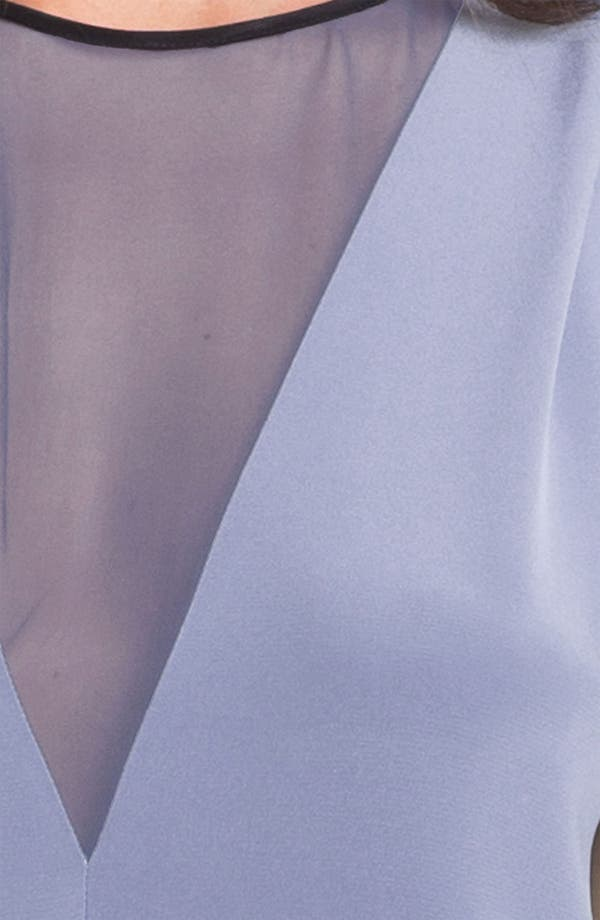 Alternate Image 3  - Rebecca Taylor Silk Shift Dress