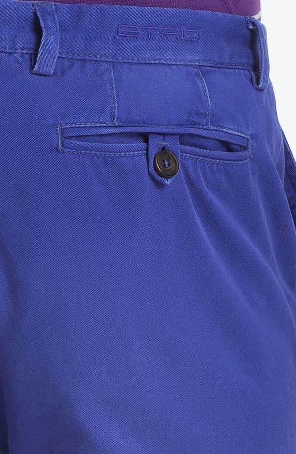 Alternate Image 4  - Etro 'Cuba Sabbiato' Slim Fit Pants