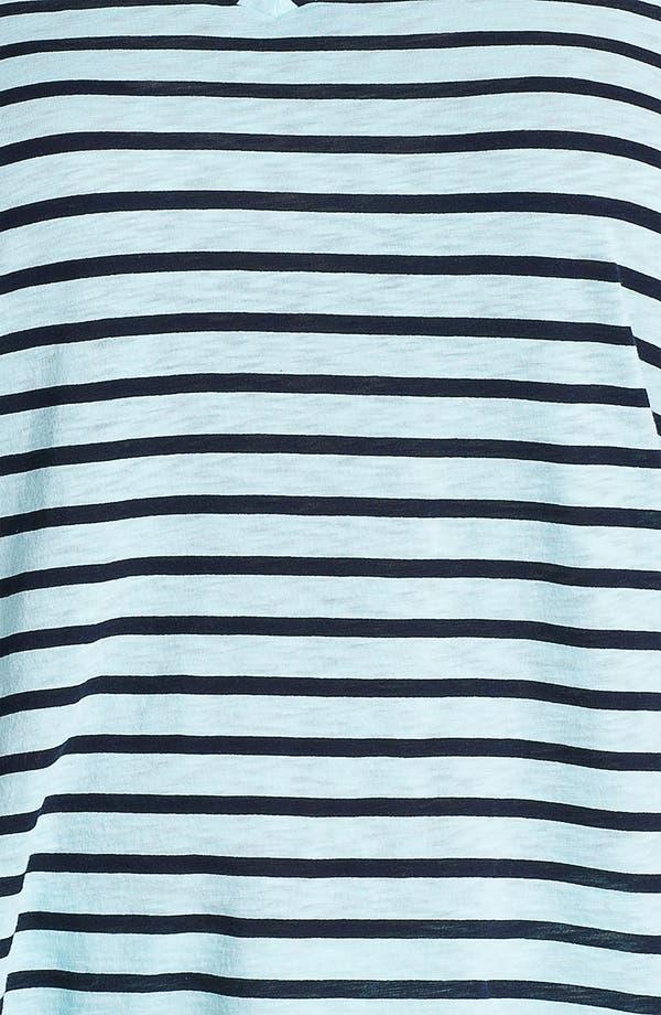 Alternate Image 3  - Splendid 'Miami' Stripe Cotton Top (Plus)