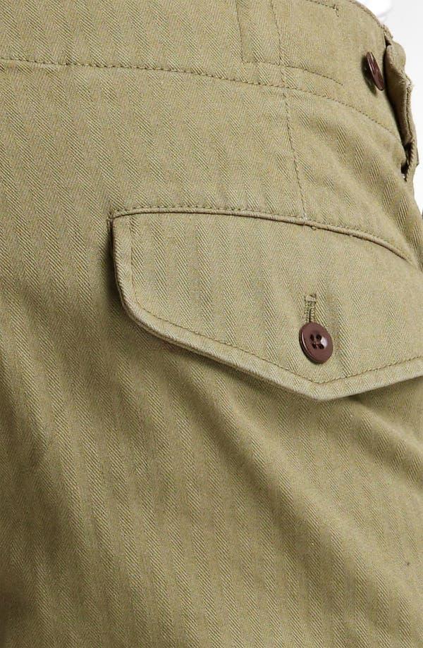 Alternate Image 4  - Todd Snyder Slim Fit Infantry Pants