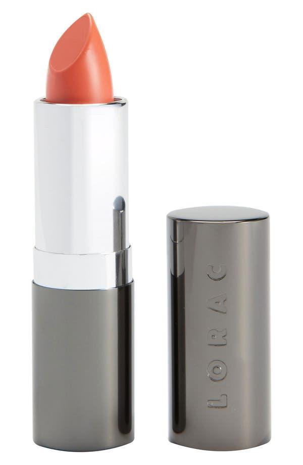 Main Image - LORAC 'Breakthrough Performance' Lipstick SPF 15