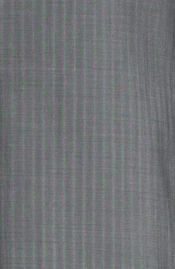 Alternate Image 6  - John Varvatos Star USA 'Filmore' Trim Fit Stripe Suit