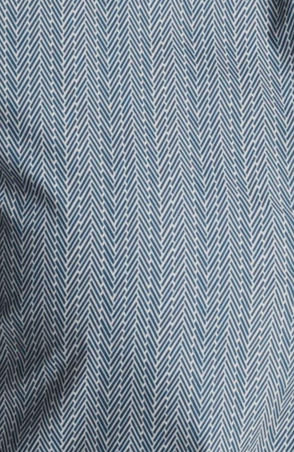 Alternate Image 3  - Z Zegna Geometric Print Woven Shirt