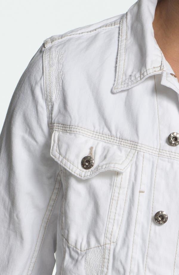 Alternate Image 3  - DIESEL® 'Elshar' Denim Jacket