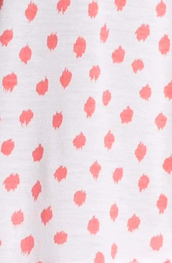 Alternate Image 3  - Oscar de la Renta Sleepwear Ruffle Pajamas