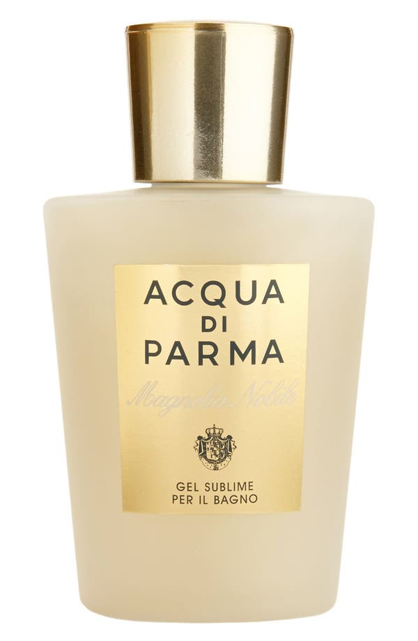 Alternate Image 1 Selected - Acqua di Parma 'Magnolia Nobile' Bath & Shower Gel