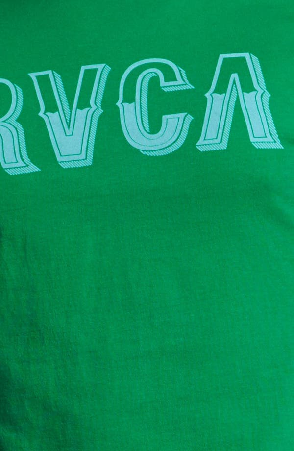 Alternate Image 3  - RVCA 'Vintage' Graphic T-Shirt