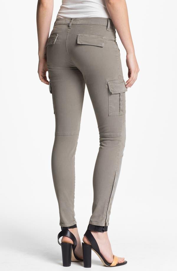 Alternate Image 2  - J Brand 'Grayson' Skinny Cargo Pants