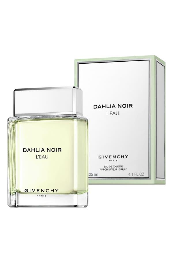 Alternate Image 2  - Givenchy 'Dahlia Noir 'L'Eau' Eau de Toilette