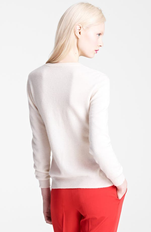 Alternate Image 2  - Moschino Cheap & Chic 'Catwalk' Cashmere Sweater