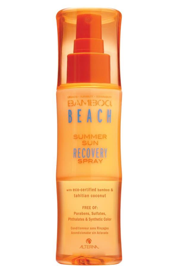 Alternate Image 1 Selected - ALTERNA® 'Bamboo Beach - Summer Sun' Recovery Spray
