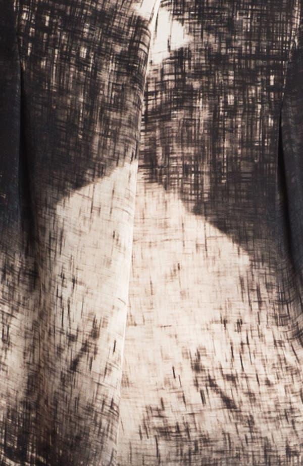 Alternate Image 3  - Halston Heritage Draped Silk Top