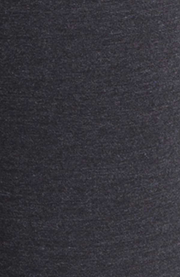 Alternate Image 3  - STS Blue Seamed Ponte Moto Pants (Juniors)