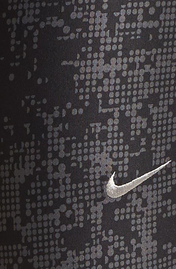 Alternate Image 3  - Nike 'Relay' Print Capri Pants