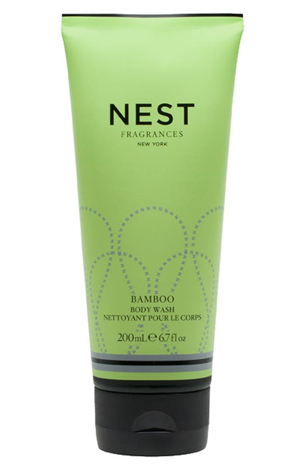 Alternate Image 1 Selected - NEST Fragrances 'Bamboo' Body Wash