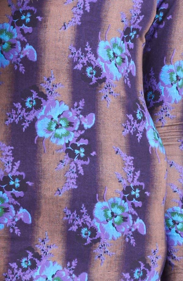 Alternate Image 3  - Christopher Kane Bouquet Print Jersey Dress