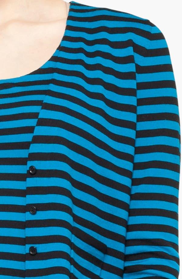 Alternate Image 5  - Akris punto Crop Wool Cardigan