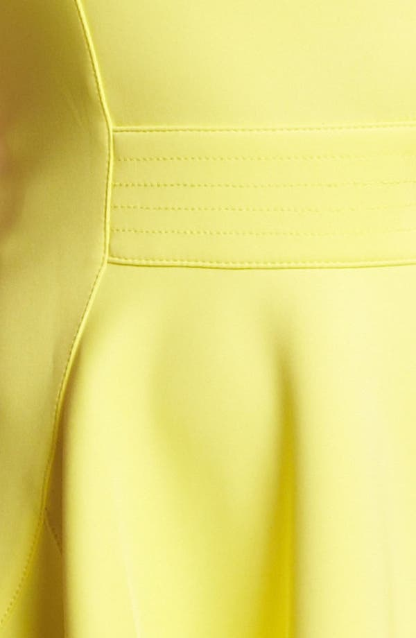 Alternate Image 3  - Ted Baker London Stretch Fit & Flare Dress