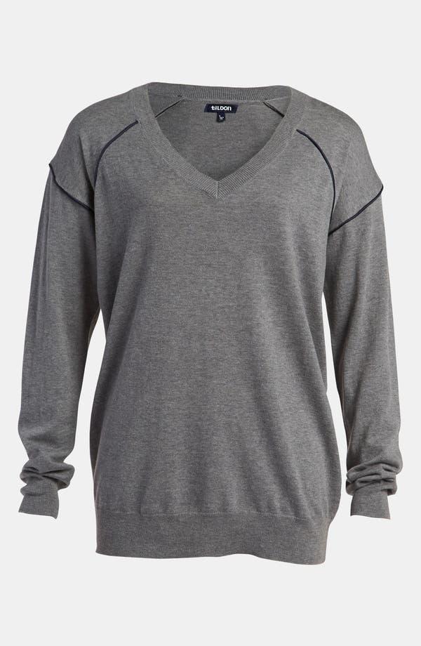 Alternate Image 1 Selected - Tildon 'Menswear' Pullover