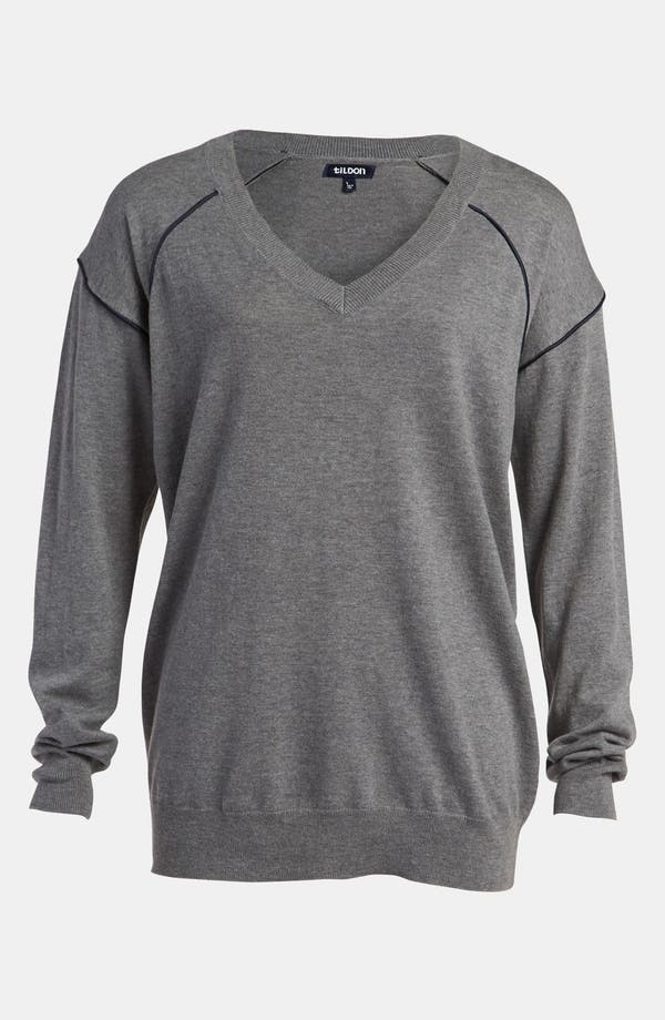 Main Image - Tildon 'Menswear' Pullover