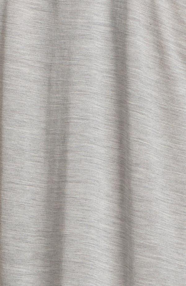 Alternate Image 3  - Eileen Fisher Asymmetrical Silk Blend Tank (Plus Size)