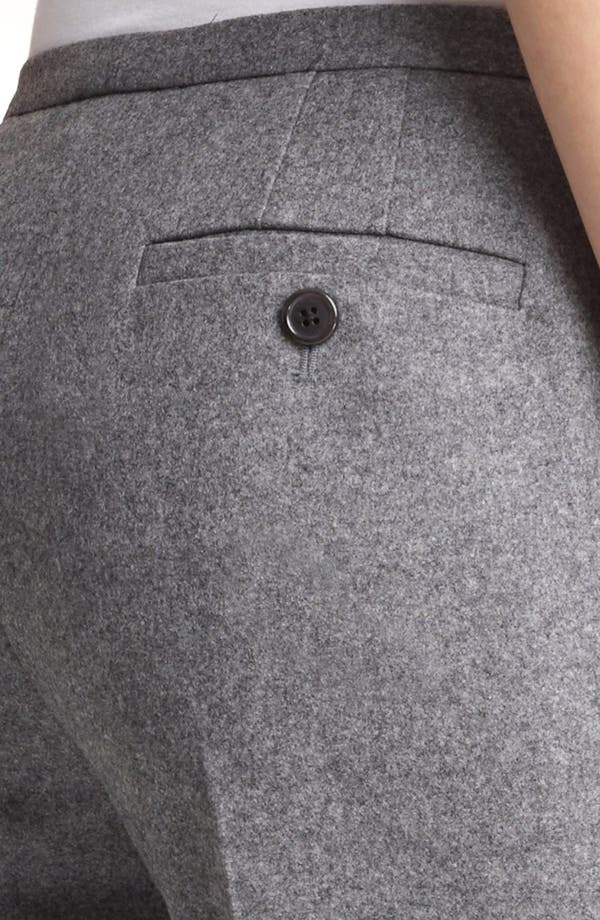 Alternate Image 3  - MARC JACOBS Wool Flannel Crop Pants