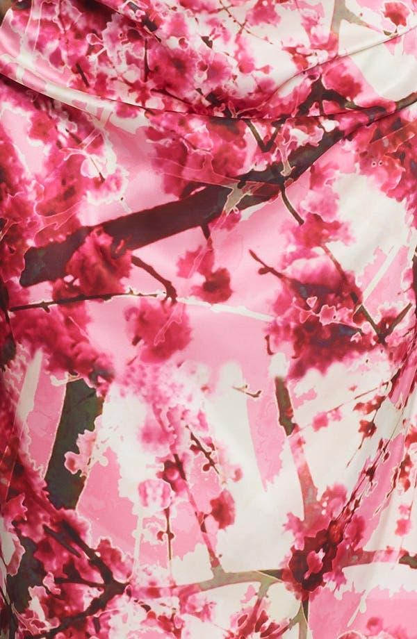 Alternate Image 3  - Ivy & Blu Print Sheath Dress