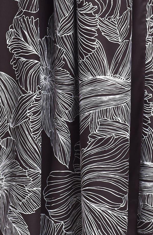 Alternate Image 3  - Jessica Simpson Strapless Print Maxi Dress