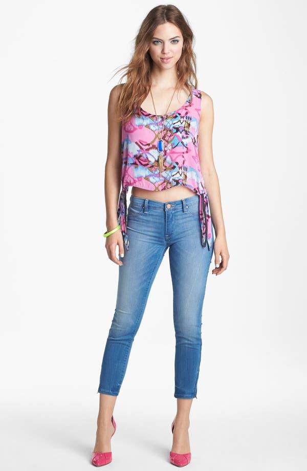 Alternate Image 1 Selected - BLANKNYC 'Nerve Agent' Crop Jeans