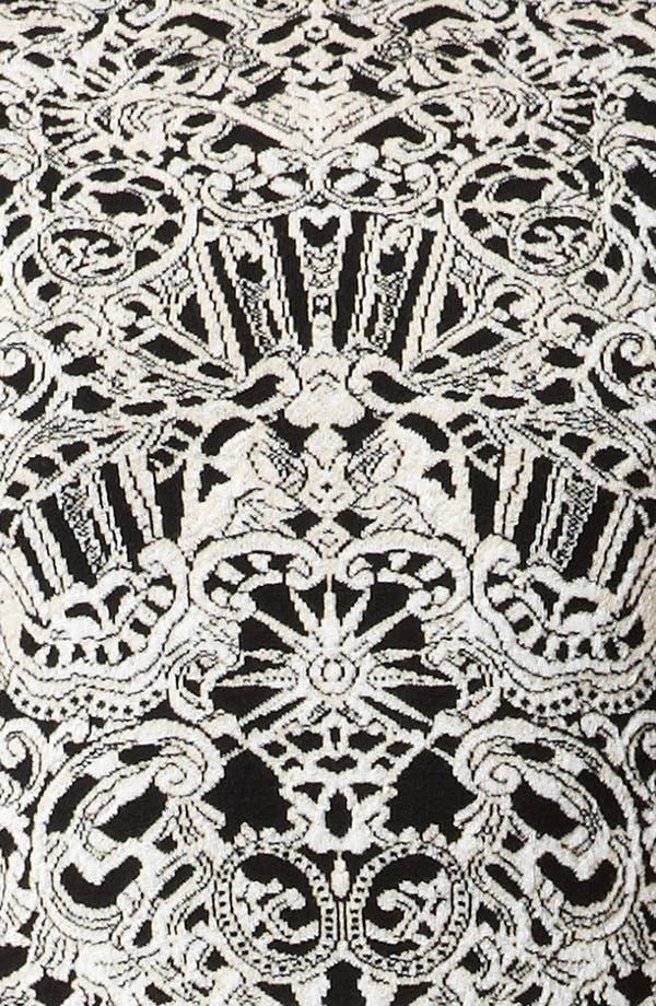 Alternate Image 3  - Alexander McQueen Intarsia Knit Dress