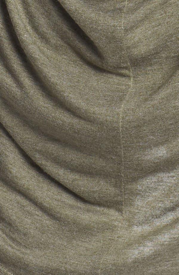Alternate Image 3  - Trouvé Drape Back Tee