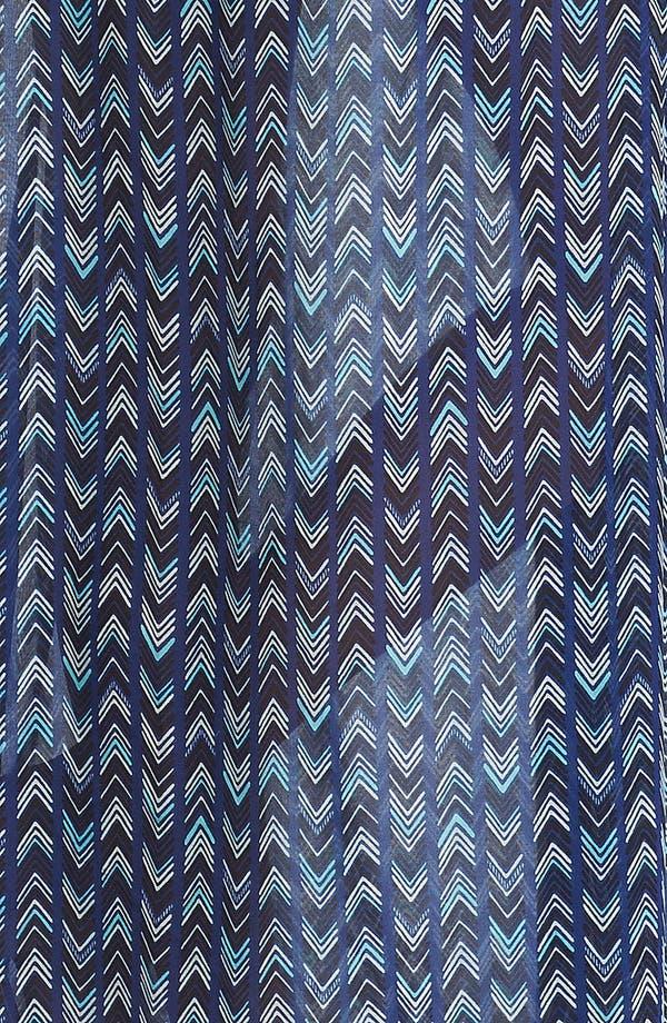 Alternate Image 3  - Mimi Chica Lace Inset Maxi Dress (Juniors)