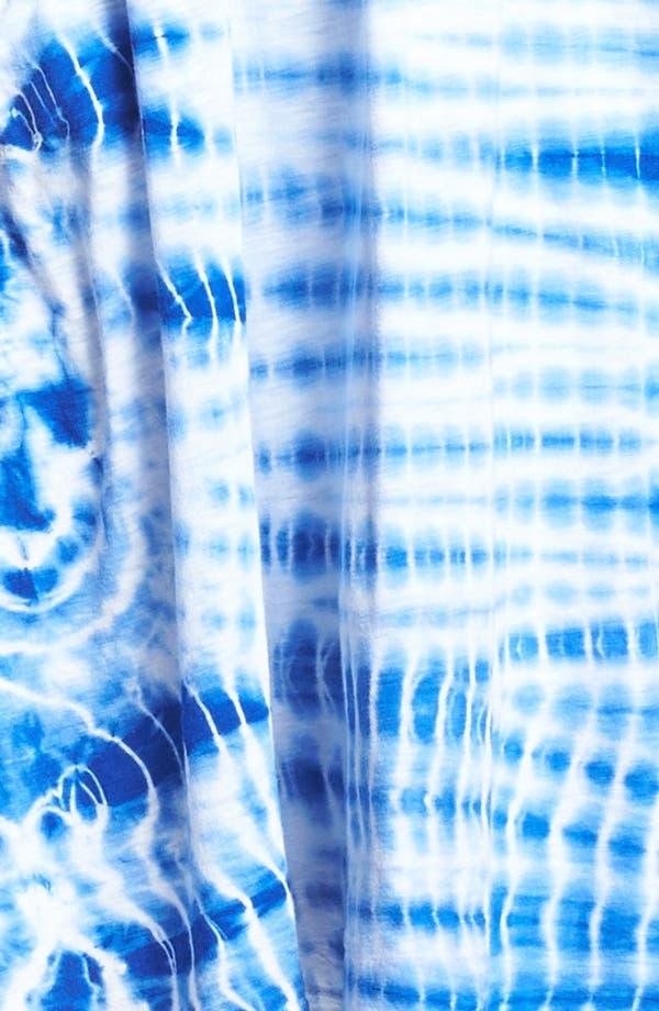 Alternate Image 3  - Velvet by Graham & Spencer Tie Dye Tube Dress