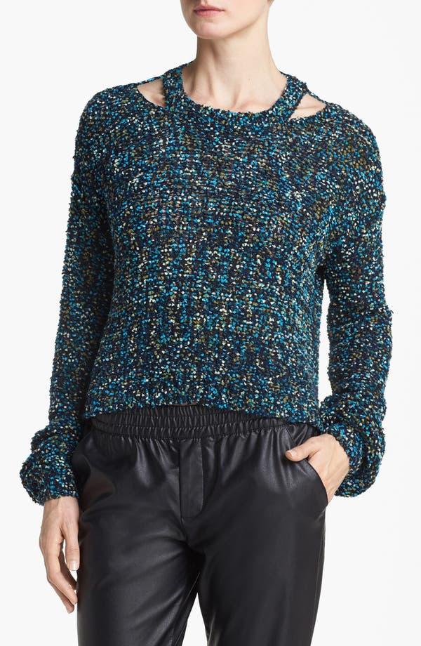 Alternate Image 1 Selected - Leith 'Bobble Pop' Bouclé Sweater