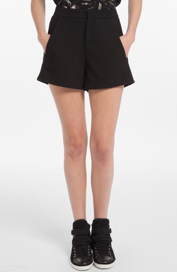 Main Image - maje Flared Shorts