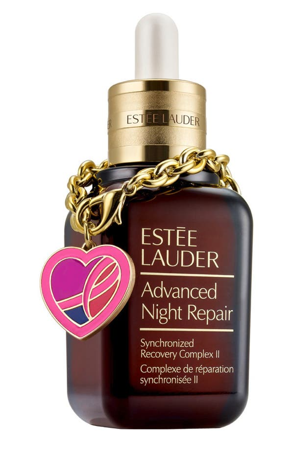 Main Image - Estée Lauder 'Pink Ribbon Evelyn Lauder Dream Collection - Advanced Night Repair' Synchronized Recovery Complex II & Charm Bracelet