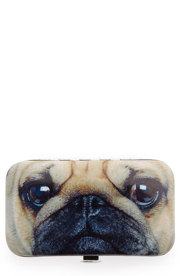 Alternate Image 1 Selected - Catseye London 'Pug' Nail Care Kit