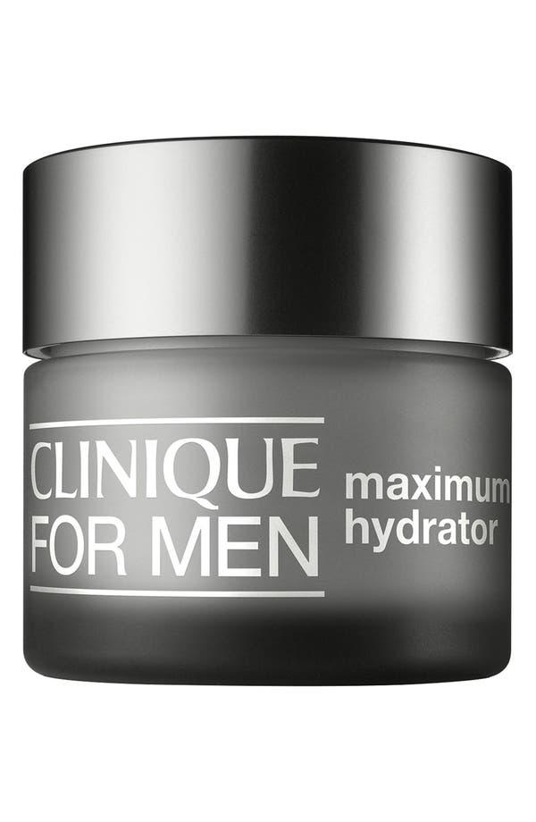 Alternate Image 1 Selected - Clinique for Men Maximum Hydrator