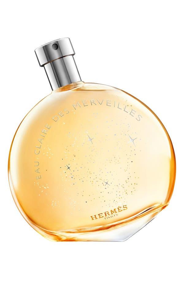 Alternate Image 1 Selected - Hermès Eau des Merveilles Eau Claire des Merveilles - Eau parfumée