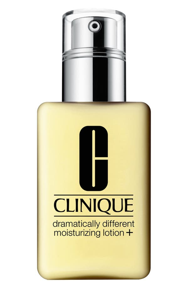 Main Image - Clinique Dramatically Different Moisturizing Lotion+ Bottle with Pump