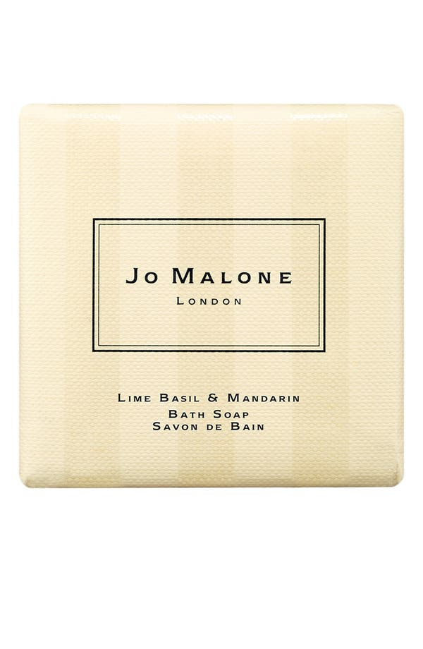 Alternate Image 1 Selected - Jo Malone London™ 'Lime Basil & Mandarin' Bath Soap